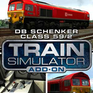 Buy Train Simulator DB Schenker Class 59/2 Loco Add-On CD Key Compare Prices