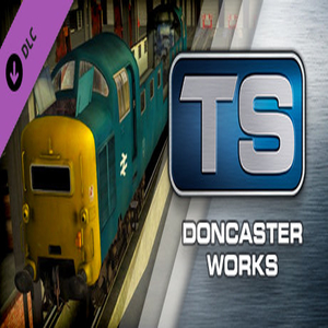 Train Simulator Doncaster Works Route Add-On