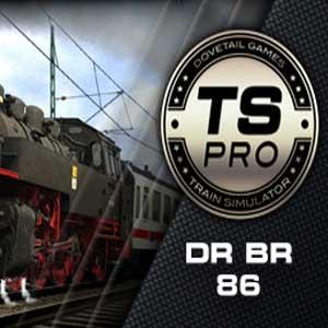 Train Simulator DR BR 86 Loco