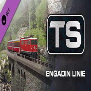 Train Simulator Engadin Linie Pontresina Scuol-Tarasp Route Add-On