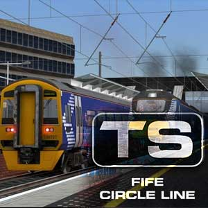 Train Simulator Fife Circle Line Edinburgh Dunfermline Route Add-On