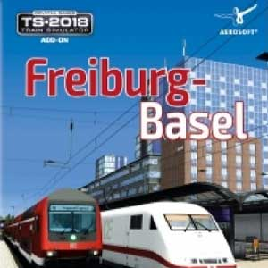 Train Simulator Freiburg Basel Add-On