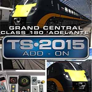 Buy Train Simulator Grand Central Class 180 Adelante DMU Add-On CD Key Compare Prices