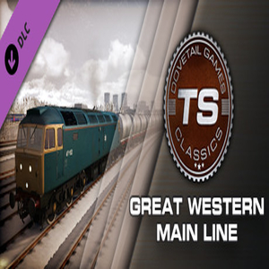 Train Simulator Great Western Main Line Route Add-On
