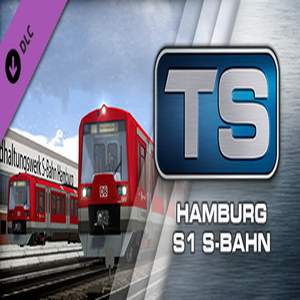 Train Simulator Hamburg S1 S-Bahn Route Add On