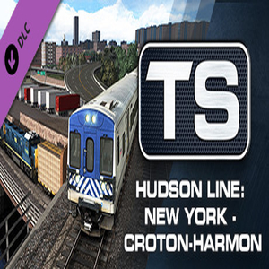 Train Simulator Hudson Line New York Croton-Harmon Route Add-On