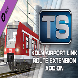 Train Simulator Koln Airport Link Route Extension Add On