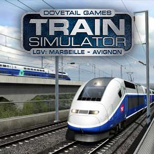 Train Simulator LGV Marseille Avignon Route Add-On