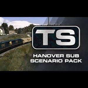 Train Simulator Marketplace CSX Hanover Subdivision Scenario Pack 01