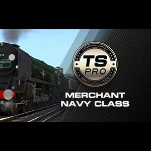 Train Simulator Merchant Navy Class 35028 Clan Line Steam Loco Add-On