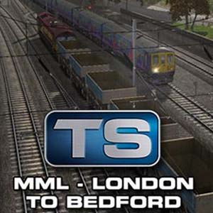 Train Simulator Midland Main Line London-Bedford Route Add-On