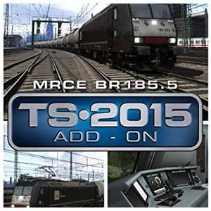 Train Simulator MRCE BR 185.5 Loco Add-On