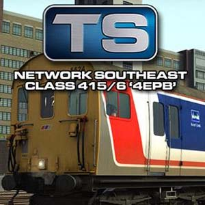 Train Simulator Network SouthEast Class 415 4EPB EMU Add-On