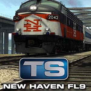 Train Simulator New Haven FL9 Loco Add-On