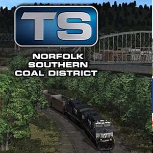 Train Simulator Norfolk Southern Coal District Route Add-On