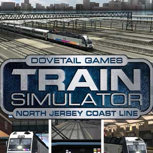 Buy Train Simulator North Jersey Coast Line Route Add-On CD Key Compare Prices