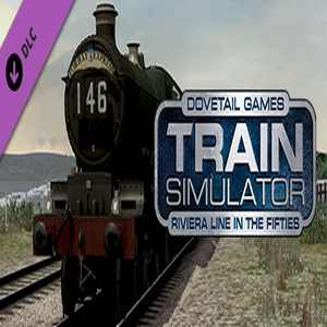 Train Simulator Riviera Line in the Fifties Exeter Kingswear Route Add On