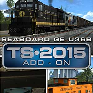 Buy Train Simulator Seaboard GE U36B Loco Add-On CD Key Compare Prices