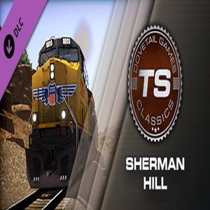 Train Simulator Sherman Hill Route Add-On