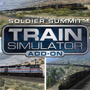 Train Simulator Soldier Summit Route Add-On