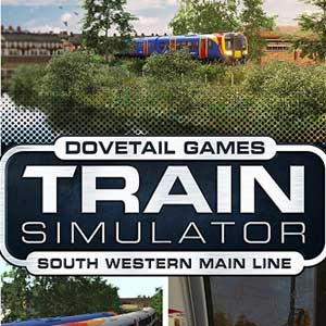 Train Simulator South Western Main Line Southampton Bournemouth