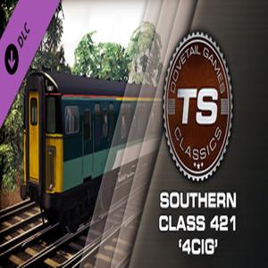 Train Simulator Southern Class 421 4CIG EMU Add-On
