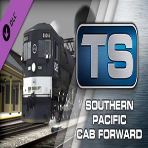 Buy Train Simulator Southern Pacific Cab Forward CD Key Compare Prices