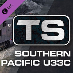 Train Simulator Southern Pacific U33C Loco Add-On