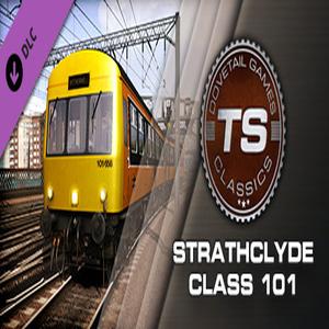 Train Simulator Strathclyde Class 101 DMU