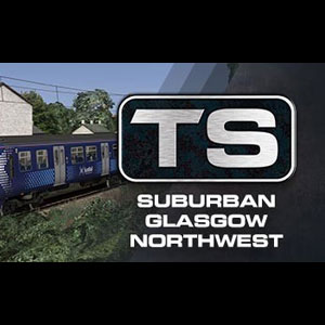 Train Simulator Suburban Glasgow Northwest Springburn-Helensburgh Route Add-On