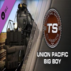 Train Simulator Union Pacific Big Boy Loco Add-On
