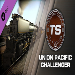 Buy Train Simulator Union Pacific Challenger Loco Add-On CD Key Compare Prices