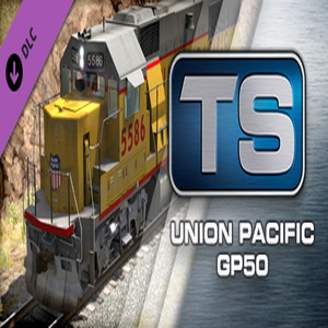 Train Simulator Union Pacific GP50 Loco Add-On