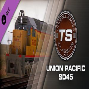 Train Simulator Union Pacific SD45 Loco Add-On