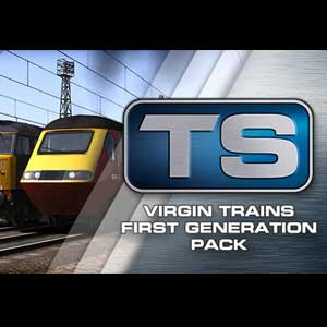 Train Simulator Virgin Trains First Generation Pack Loco Add-On