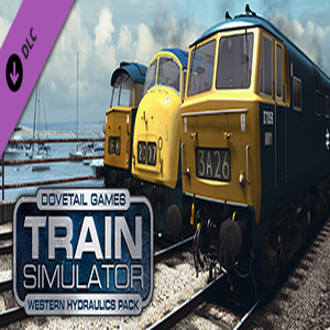 Buy Train Simulator Western Hydraulics Pack Add On CD Key Compare Prices