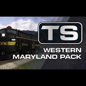 Train Simulator Western Maryland Railway Retro Pack