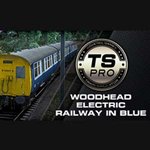 Buy Train Simulator Woodhead Electric Railway in Blue Route Add-On CD Key Compare Prices
