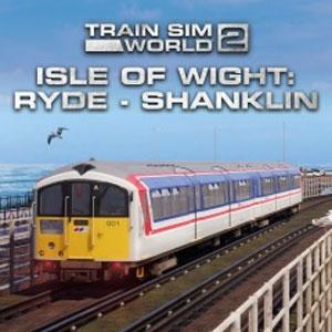 Trains Sim World 2 Isle Of Wight Ryde Shanklin