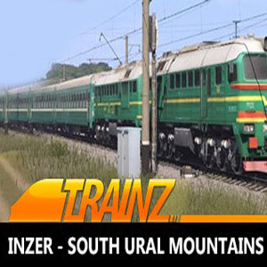 Trainz 2019 DLC Inzer South Ural Mountains