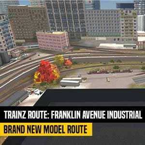 Buy Trainz A New Era Franklin Avenue Industrial CD Key Compare Prices