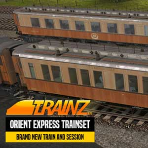 Trainz A New Era Orient Express Trainset