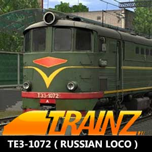 Trainz A New Era TE3-1072