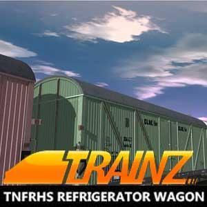 Trainz A New Era Tnfrhs Refrigerator Wagon