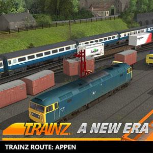 Trainz A New Era Trainz Route Appen