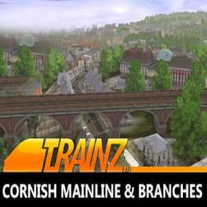 Trainz A New Era Trainz Route Cornish Mainline & Branches