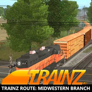 Buy Trainz A New Era Trainz Route Midwestern Branch CD Key Compare Prices