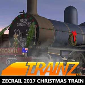 Buy Trainz A New Era ZecRail 2017 Christmas Train CD Key Compare Prices