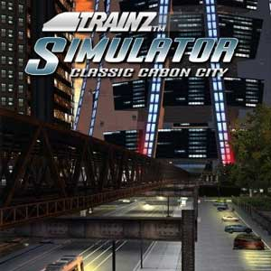 Buy Trainz Classic Cabon City CD Key Compare Prices