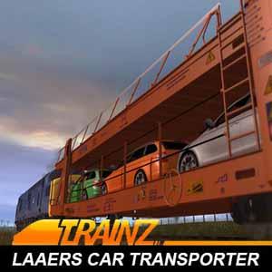 Trainz Laaers Car Transporter